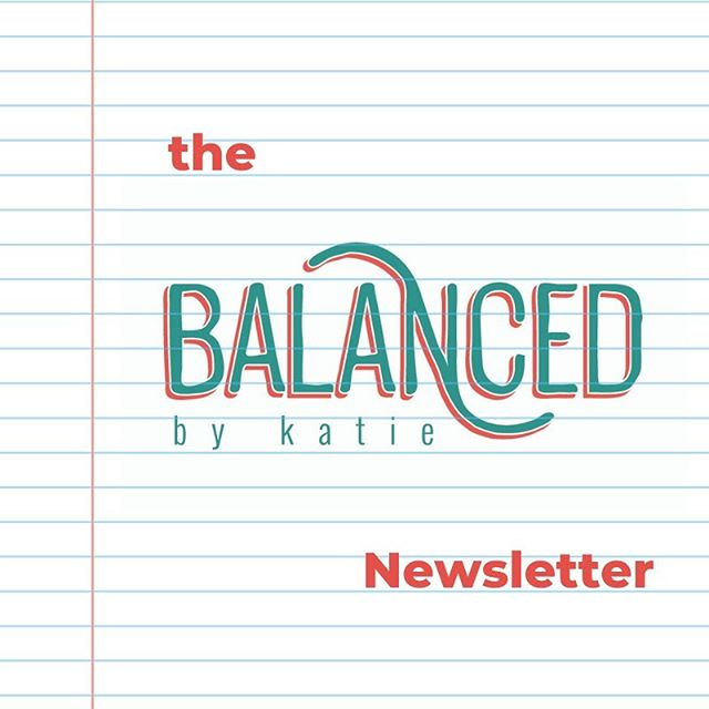 Did you know that each month Balanced by Katie sends out an email newsletter with mind + body health info, therapeutic exercise videos, event announcements, and Katie's inspiration of the month?? Do yourself a favor and click the link above in the bio to be directed to how to sign up for this monthly wealth of information and inspiration! 🙌  The August Newsletter comes out this week and will be discussing HABITS! Sign up today!!! 🌟👍 #balancedbykatie #groundedtoheal #empoweredtomove #sandiego #mobiletherapyservice #sdhealthyliving #physicaltherapy #yoga #wellness #doctorofphysicaltherapy #mobilephysicaltherapy #conciergephysicaltherapy #yogateacher #monthlynewsletter #bbksaysmakeitahabit #makeitahabit
