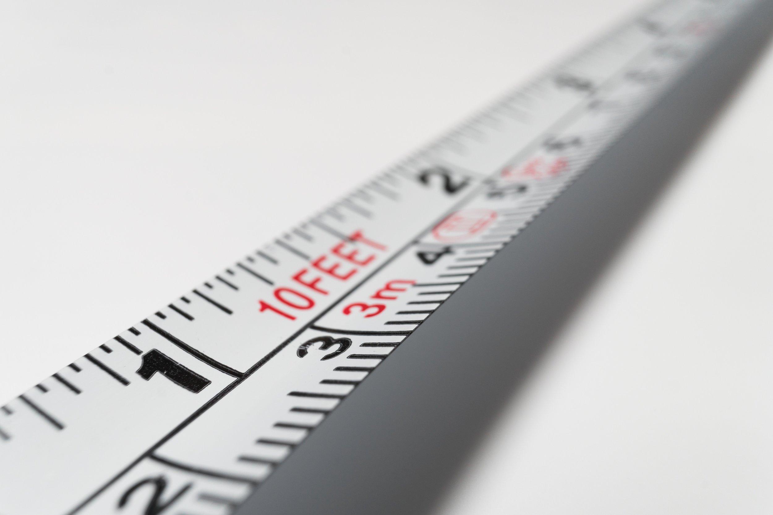 Measuring Square Feet