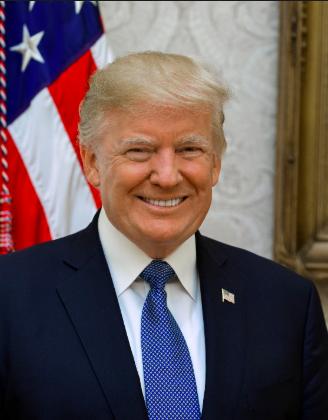 (Source:  President Trump )