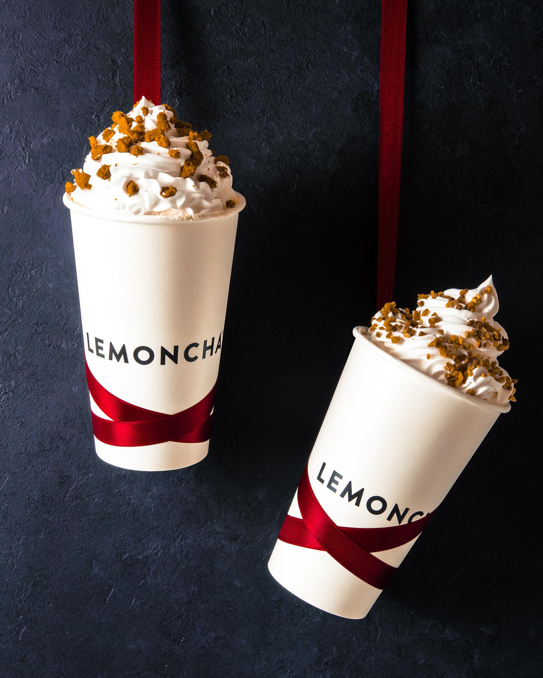 Lemoncha Limited Winter Drinks 2018