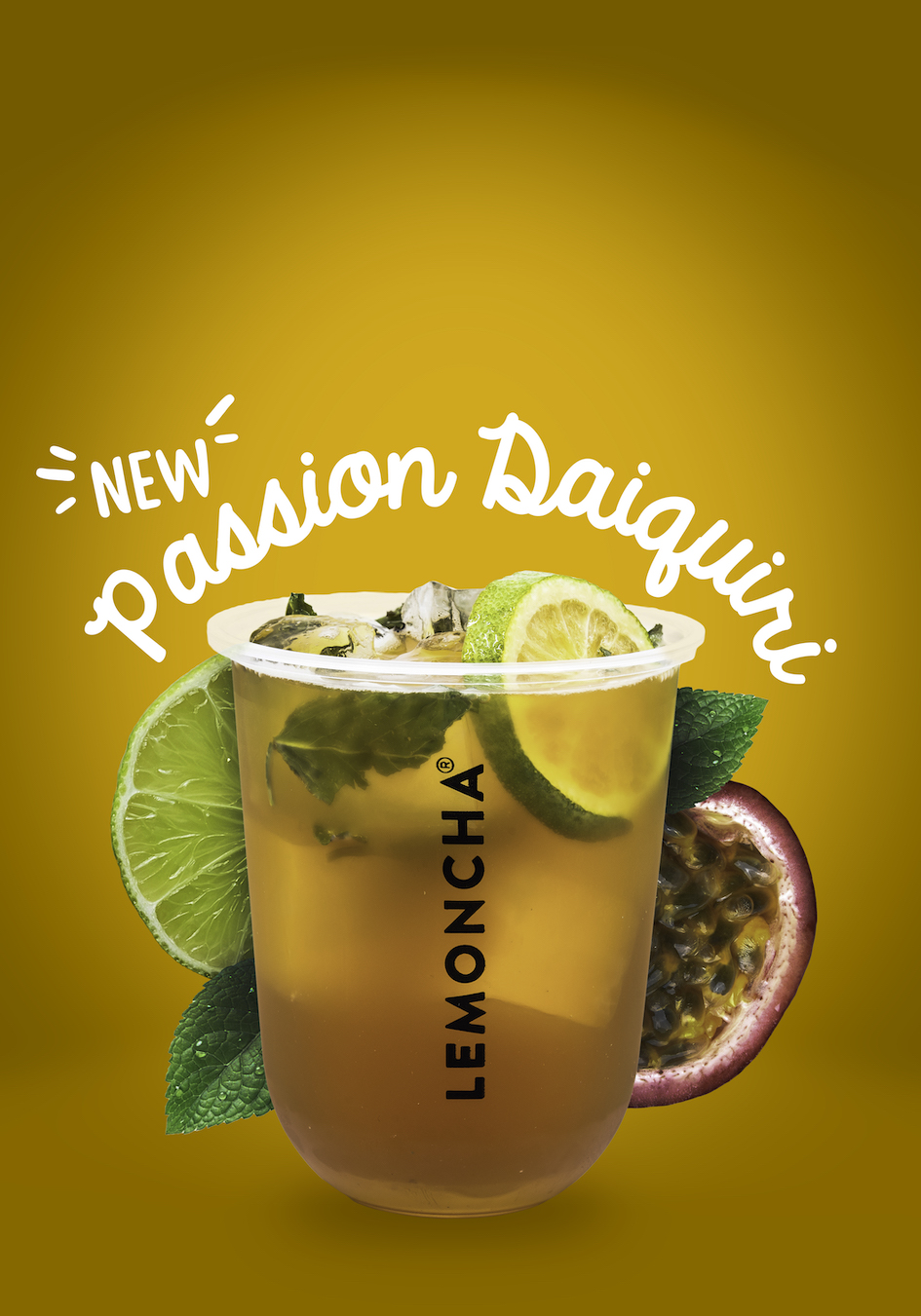 Passion Daiquiri