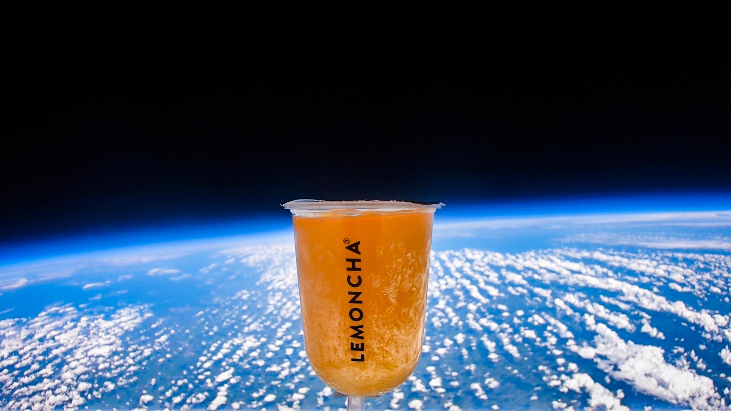 Lemoncha – Stratosphere