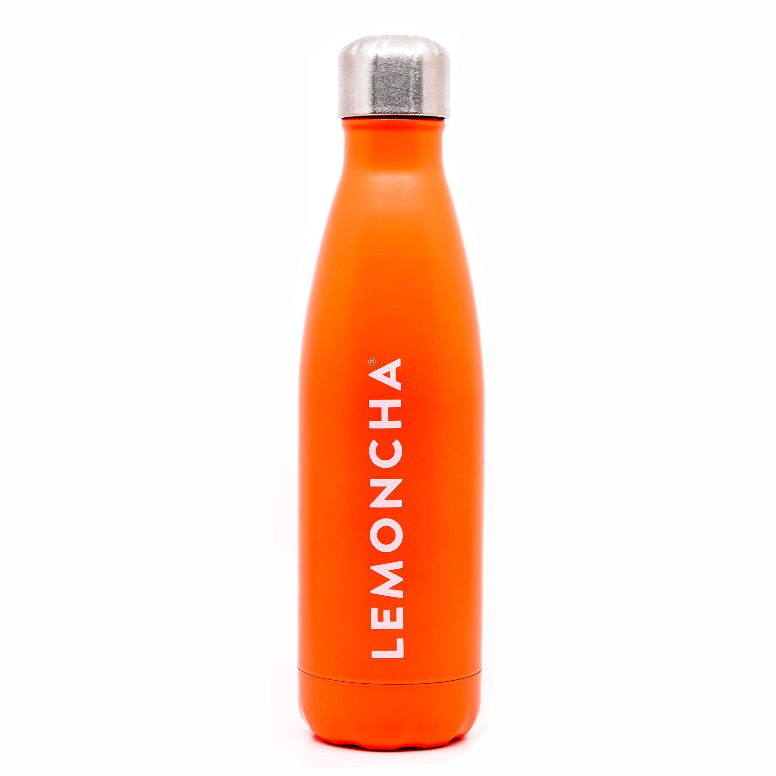 Lemoncha Tangerine Bottle Limited Edition