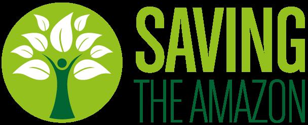 Saving the Amazon Logo