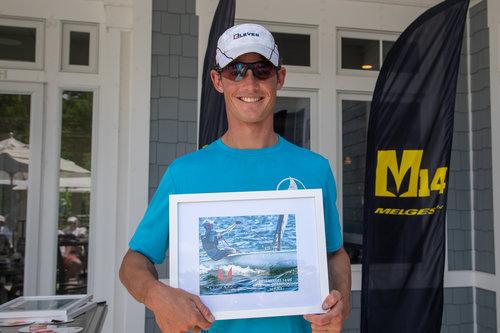 Erik Bowers ·Overall Champion