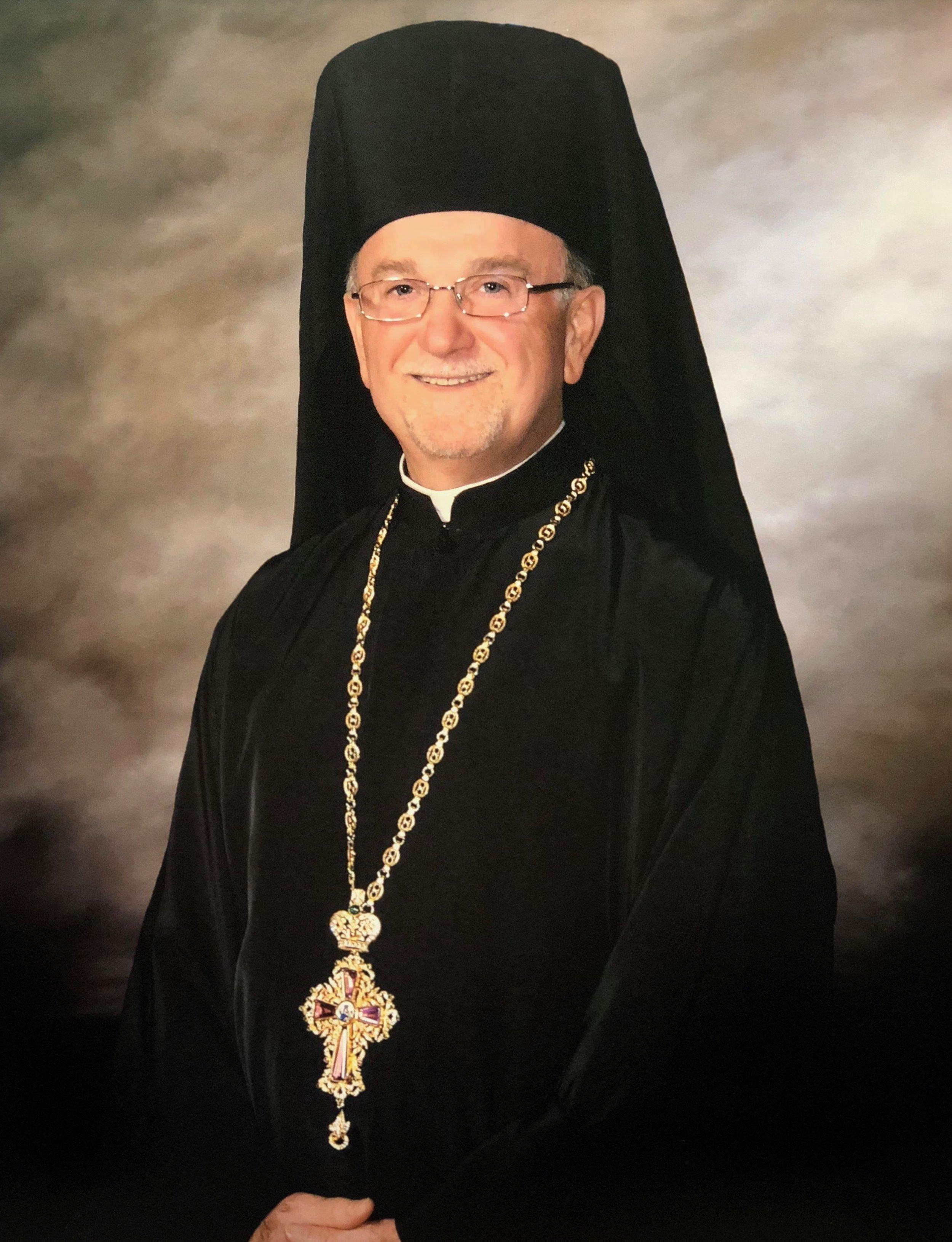 2- Our Parish - Clergy - V. Rev. Fr. Damaskinos Ganas.jpg