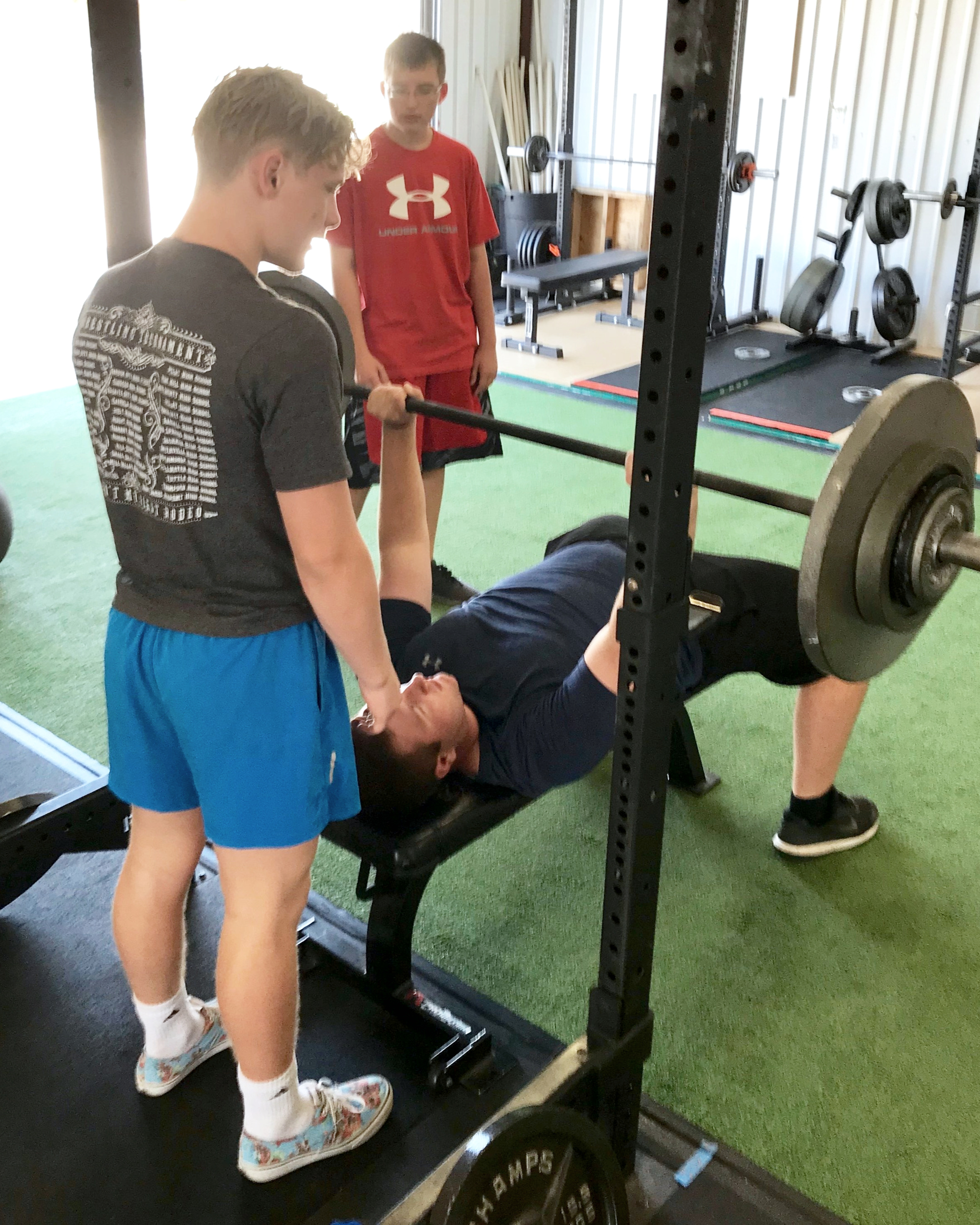 Student S&C Camp 2019 - June 11th-August 1st