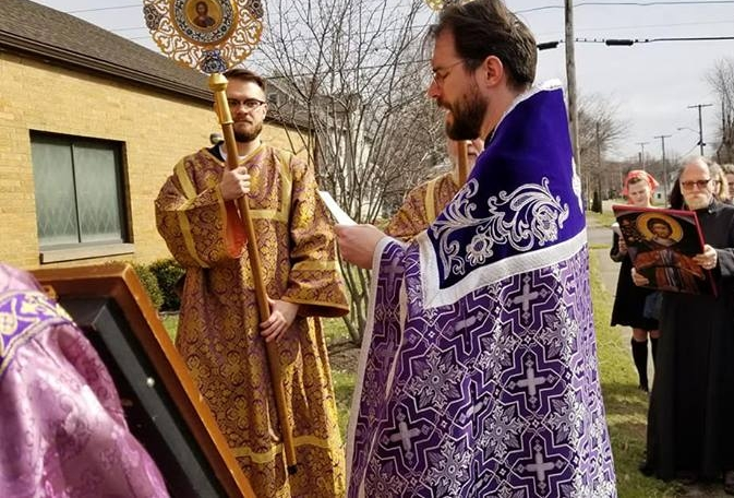 Liturgical feasts - Our faith is celebratory, which can be witnessed in the Divine Liturgy, vigil, vespers, or other services that honor our Lord, the Mother of God, and the Saints.