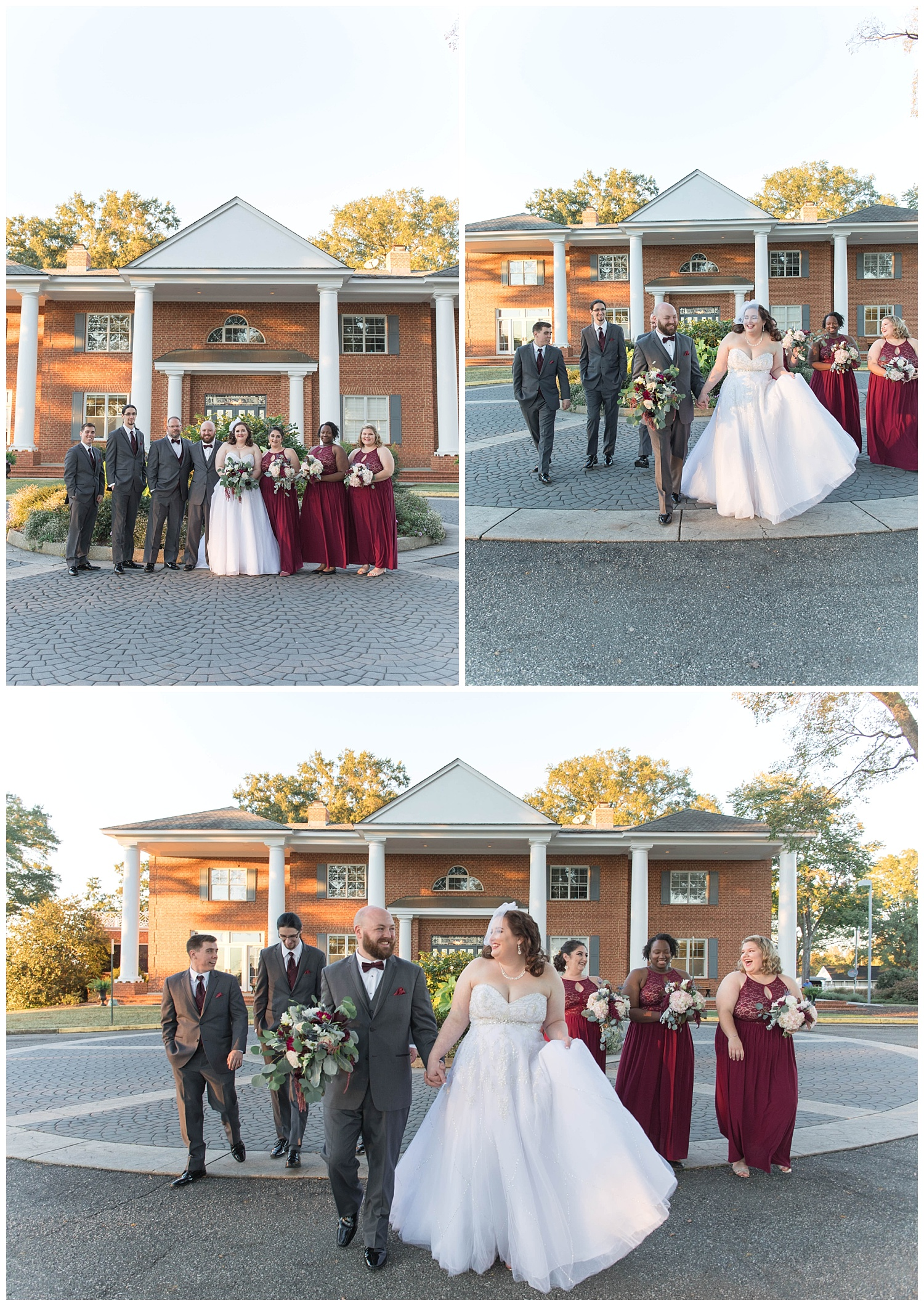 Richmond VA Wedding Photographer - MJ Mendoza | Meadow Event Park Wedding