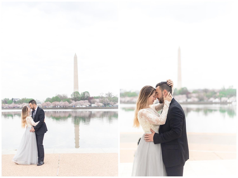 Richmond Wedding Photographer Washington DC Cherry Blossom Engagement Photo_0007.jpg