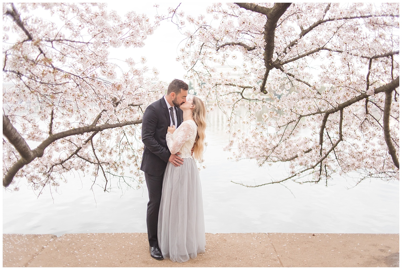 Richmond Wedding Photographer Washington DC Cherry Blossom Engagement Photo_0013.jpg