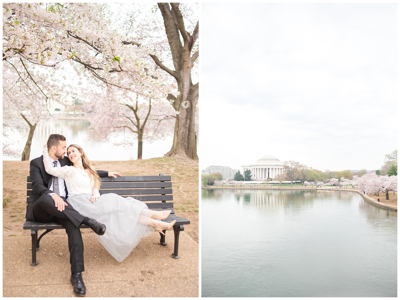 Richmond Wedding Photographer Washington DC Cherry Blossom Engagement Photo_0014.jpg