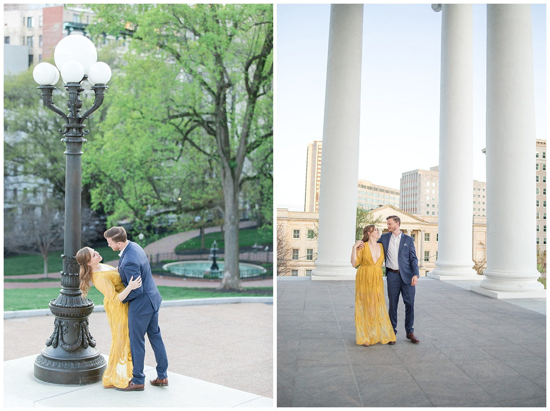 Richmond Wedding Photographer Richmond Cherry Blossom Engagement Photo_0011.jpg