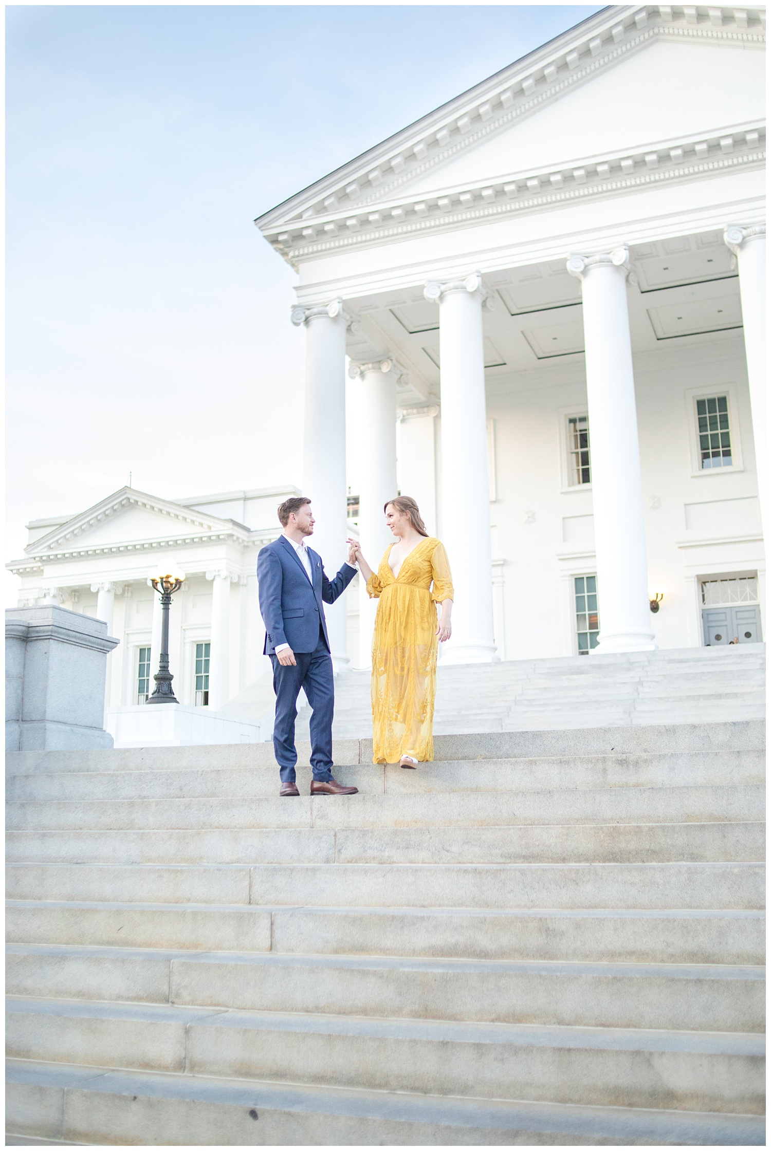 Richmond Wedding Photographer Richmond Cherry Blossom Engagement Photo_0014.jpg