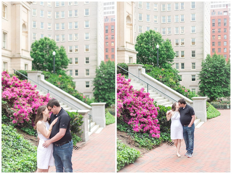 Richmond Wedding Photographer Virginia State Capitol Engagement Photo_0011.jpg