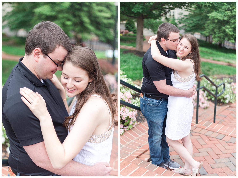 Richmond Wedding Photographer Virginia State Capitol Engagement Photo_0015.jpg