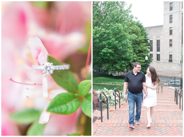 Richmond Wedding Photographer Virginia State Capitol Engagement Photo_0016.jpg