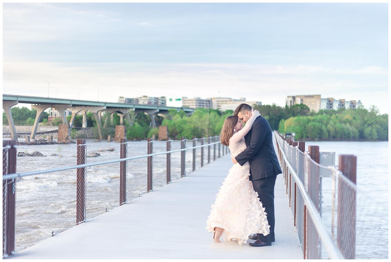 Richmond Wedding Photographer Brown's Island Canal Walk Engagement Photo_0003.jpg