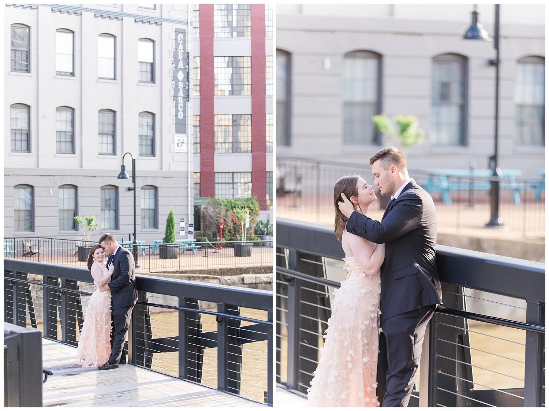 Richmond Wedding Photographer Brown's Island Canal Walk Engagement Photo_0006.jpg