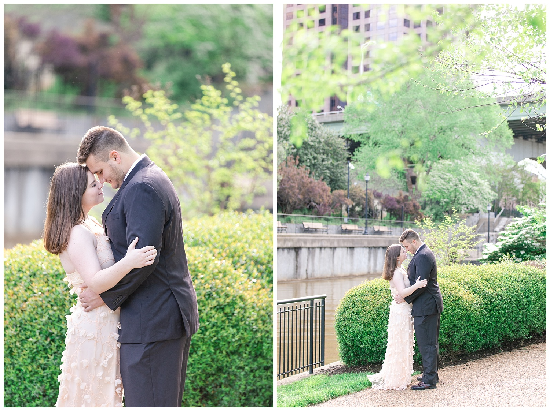 Richmond Wedding Photographer Brown's Island Canal Walk Engagement Photo_0011.jpg