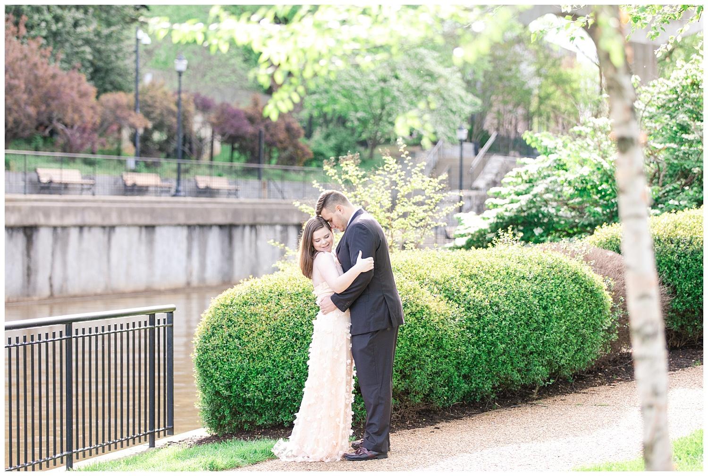 Richmond Wedding Photographer Brown's Island Canal Walk Engagement Photo_0013.jpg