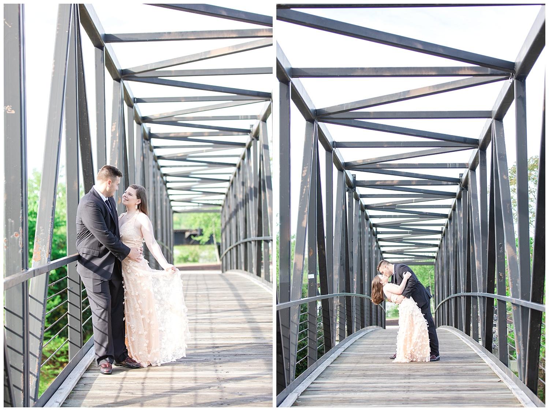 Richmond Wedding Photographer Brown's Island Canal Walk Engagement Photo_0015.jpg
