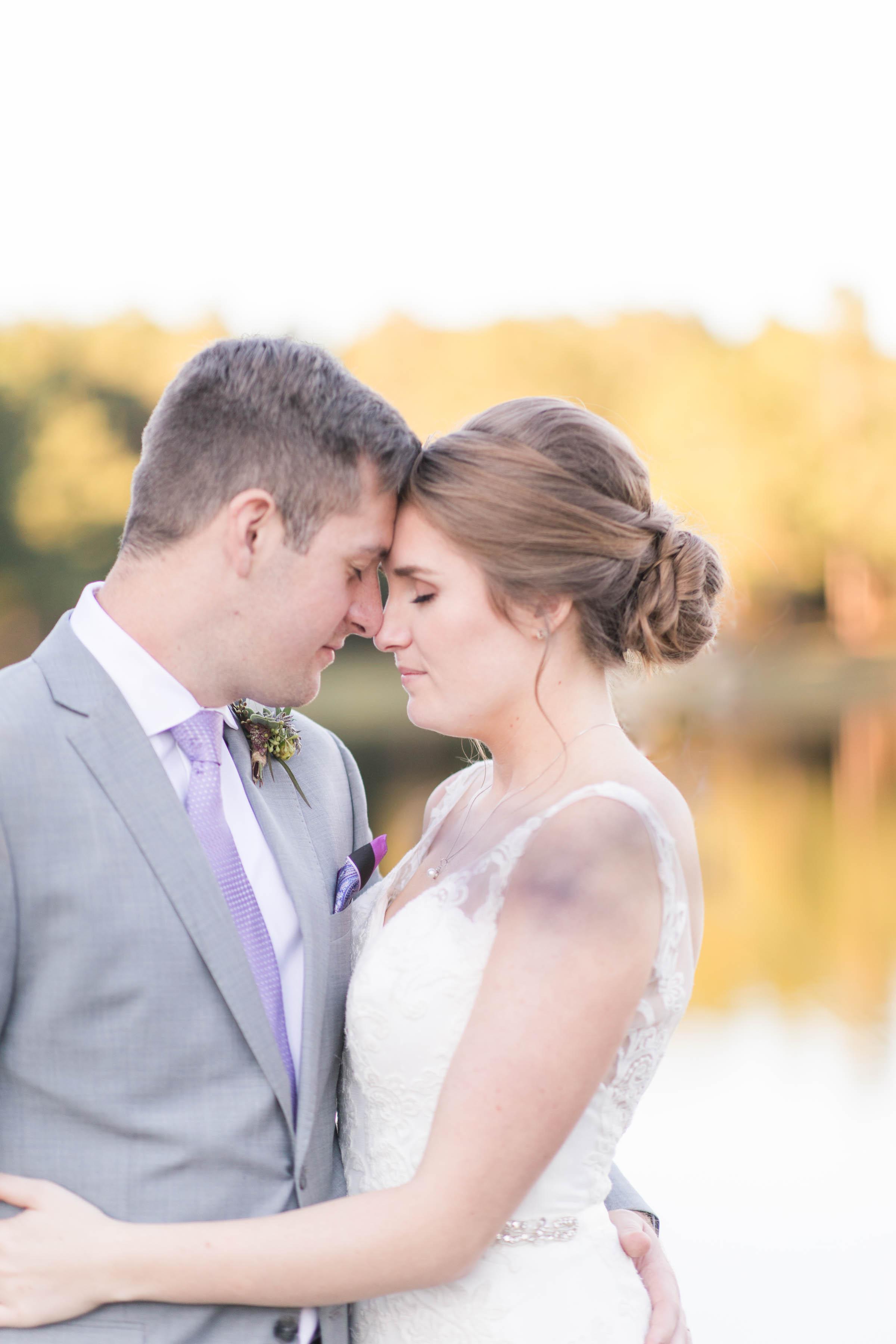 A Fall Glen Allen Estate Wedding