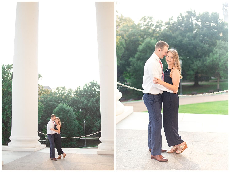 MJMP Richmond Wedding Photographer Summer Virginia State Capitol Engagement Session_0002.jpg