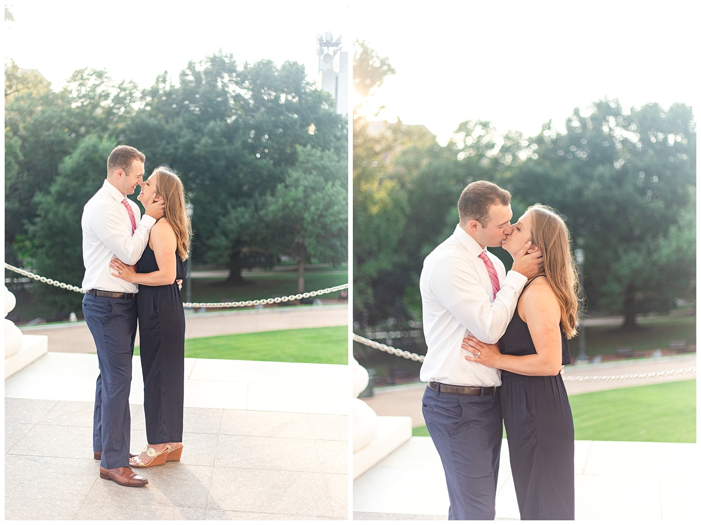 MJMP Richmond Wedding Photographer Summer Virginia State Capitol Engagement Session_0005.jpg