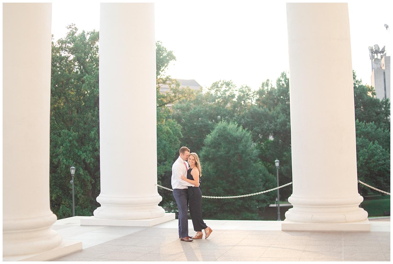 MJMP Richmond Wedding Photographer Summer Virginia State Capitol Engagement Session_0006.jpg