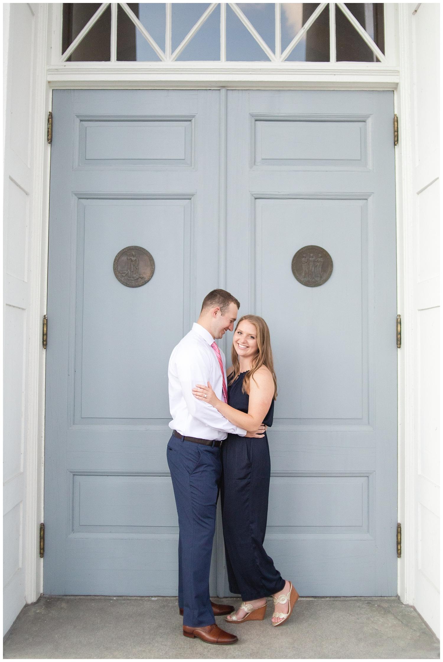 MJMP Richmond Wedding Photographer Summer Virginia State Capitol Engagement Session_0009.jpg