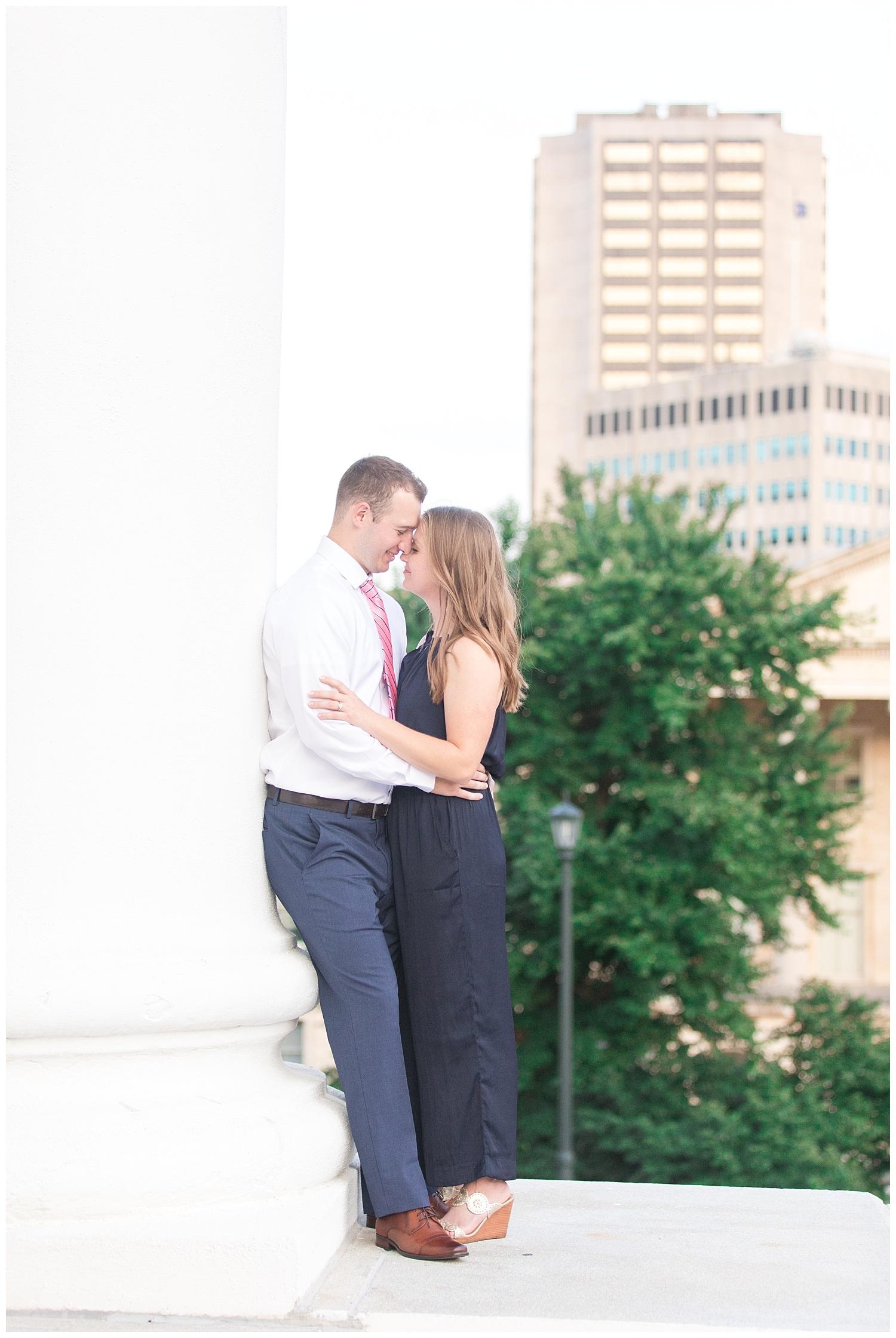 MJMP Richmond Wedding Photographer Summer Virginia State Capitol Engagement Session_0014.jpg