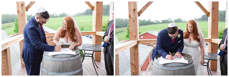 MJMP Richmond Wedding Photographer Linganore Winecellars Wedding Photo_0027.jpg