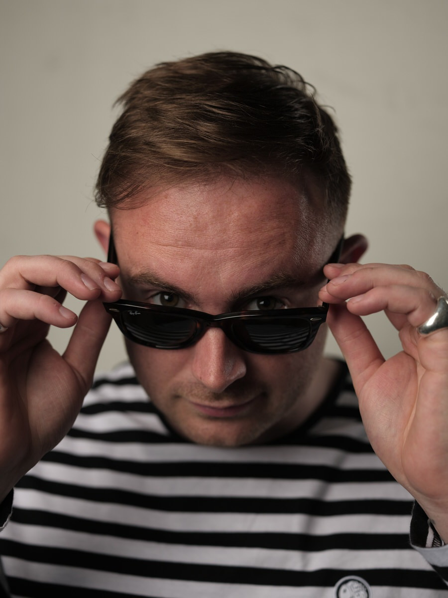 Jimmy Fairhurst - Director / Writer / Performer