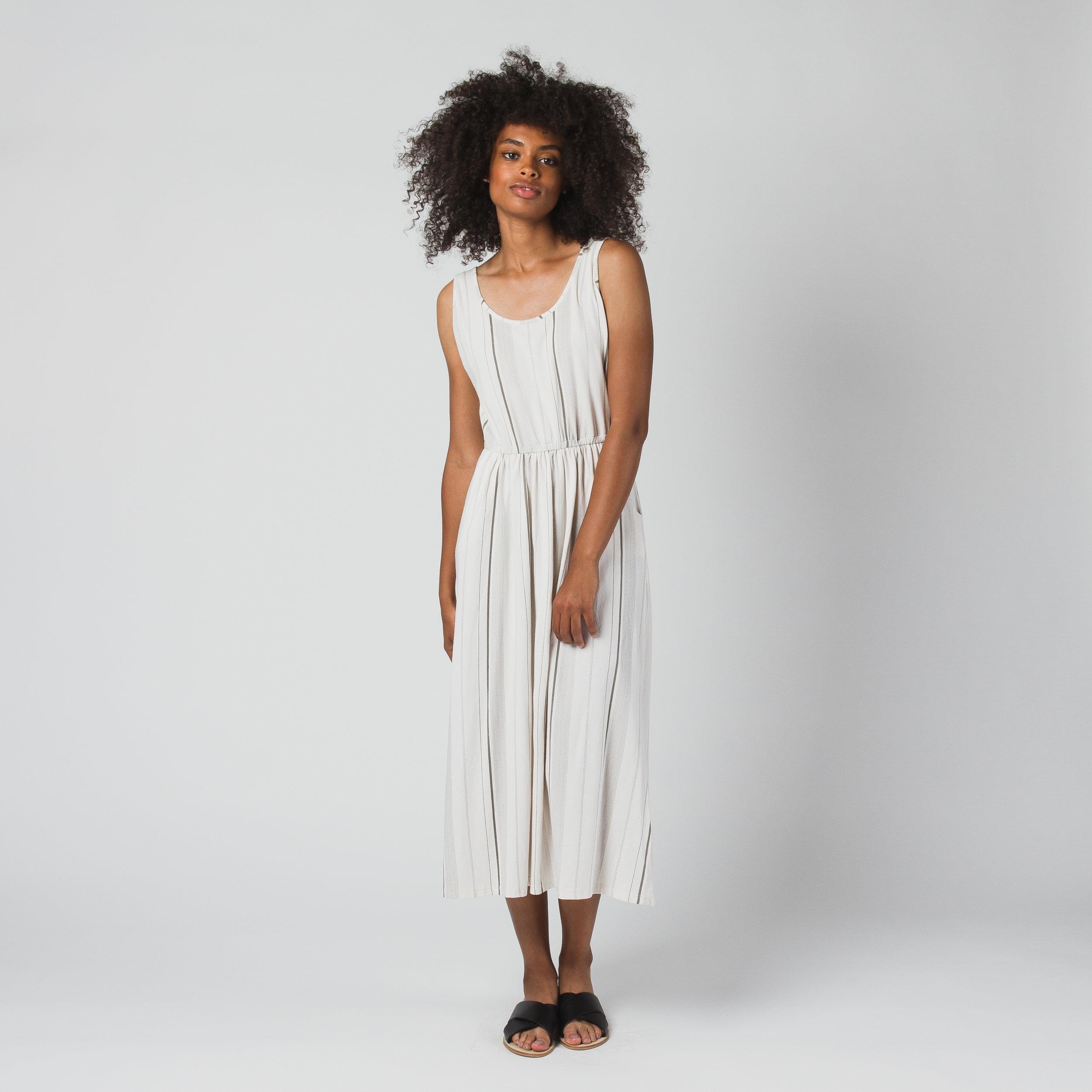 KNOWN SUPPLY MARINA DRESS