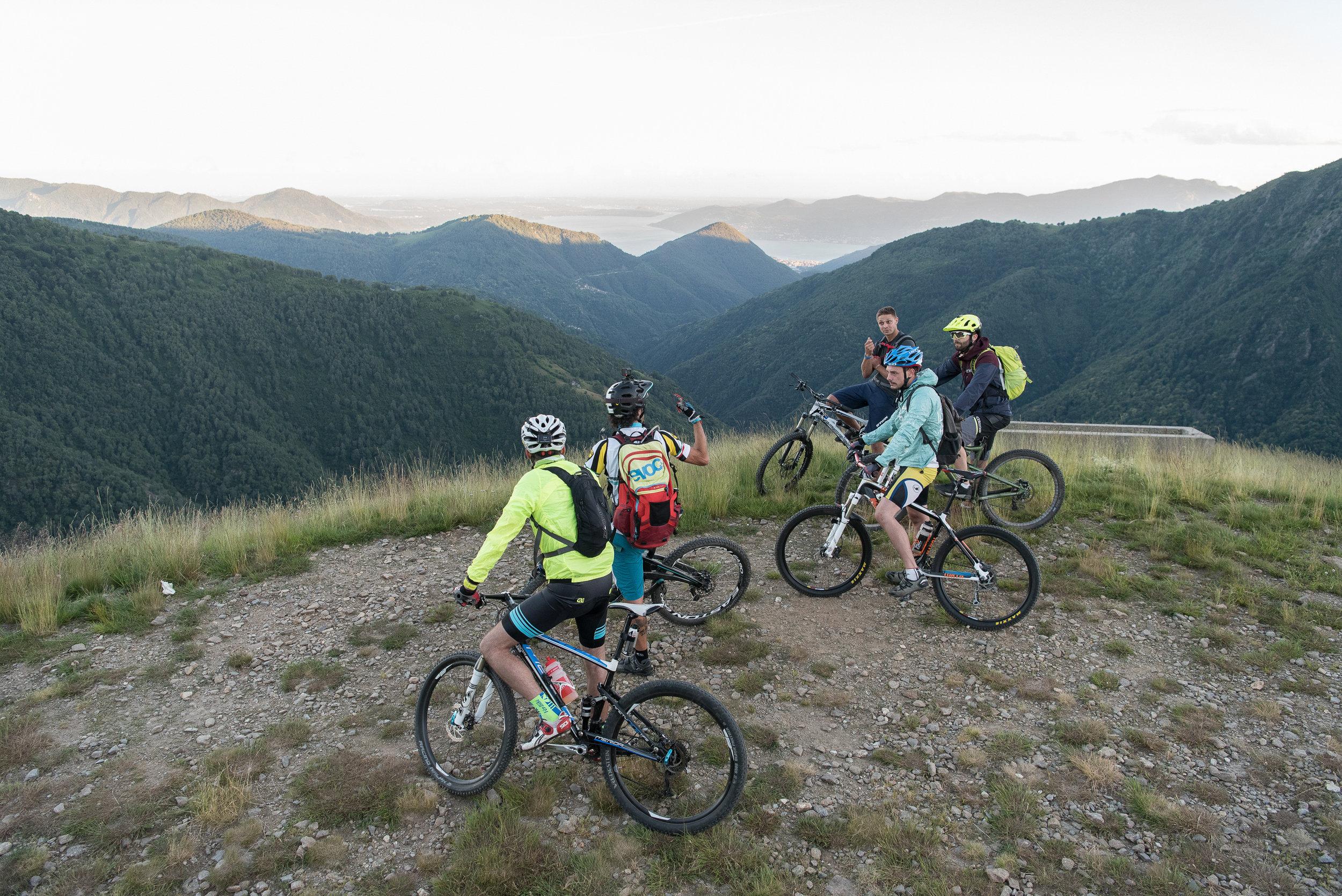 Giornata Solidale con MI&TI - Linea Cadorna Bike Tours