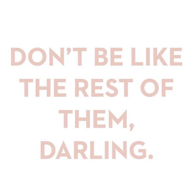 Weekend reminder. 💯 #LoveUnfiltered #inspo via @motherdenim