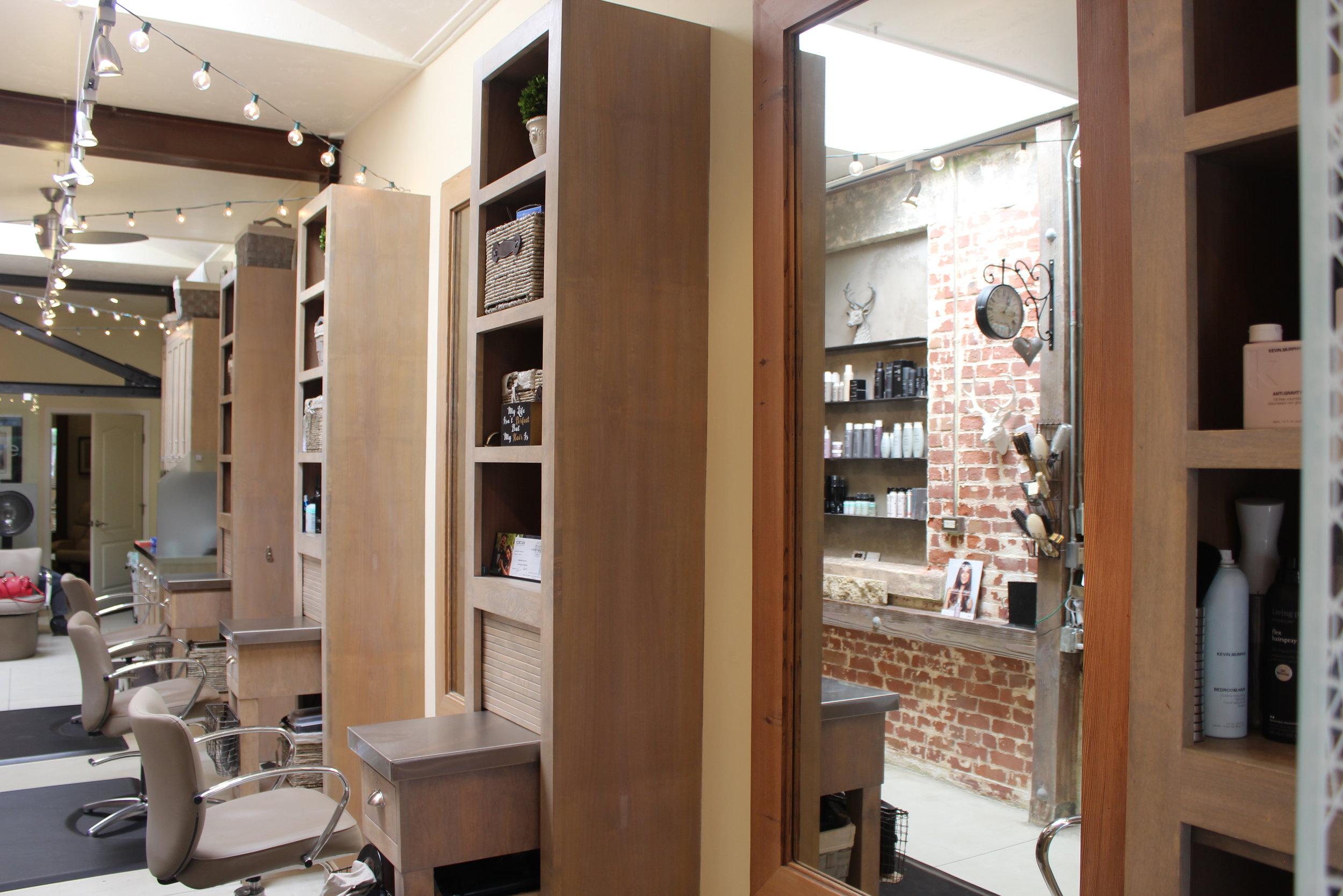 Salon Melrose Healdsburg CA Sonoma California Hair Sylists colorist