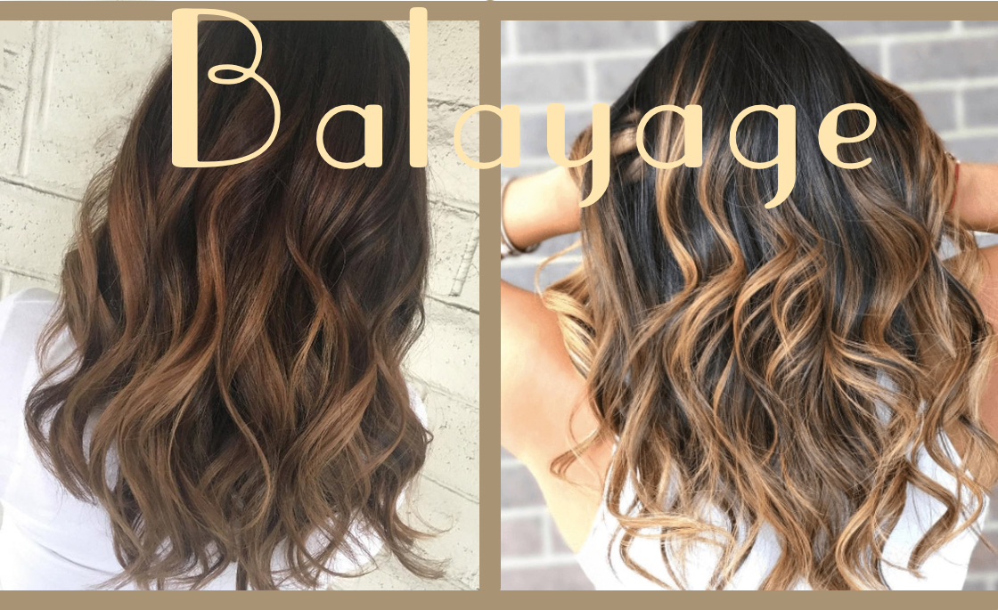 Balayage color Treatment is offered at Salon Melrose, 139 Matheson St in Healdsburg CA 95448