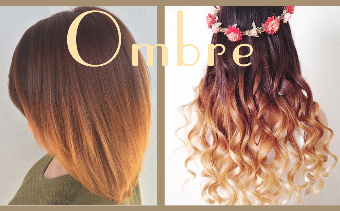 Ombre Hair coloring is offered at Salon Melrose at 139 Matheson St, Healdsburg, CA