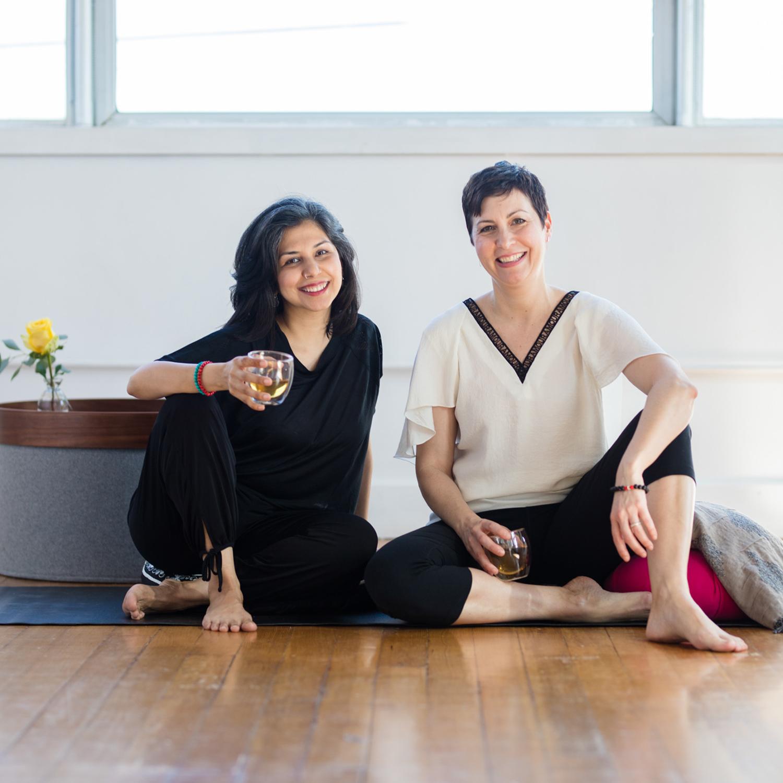 Shehla Khan  & Allison Rietta