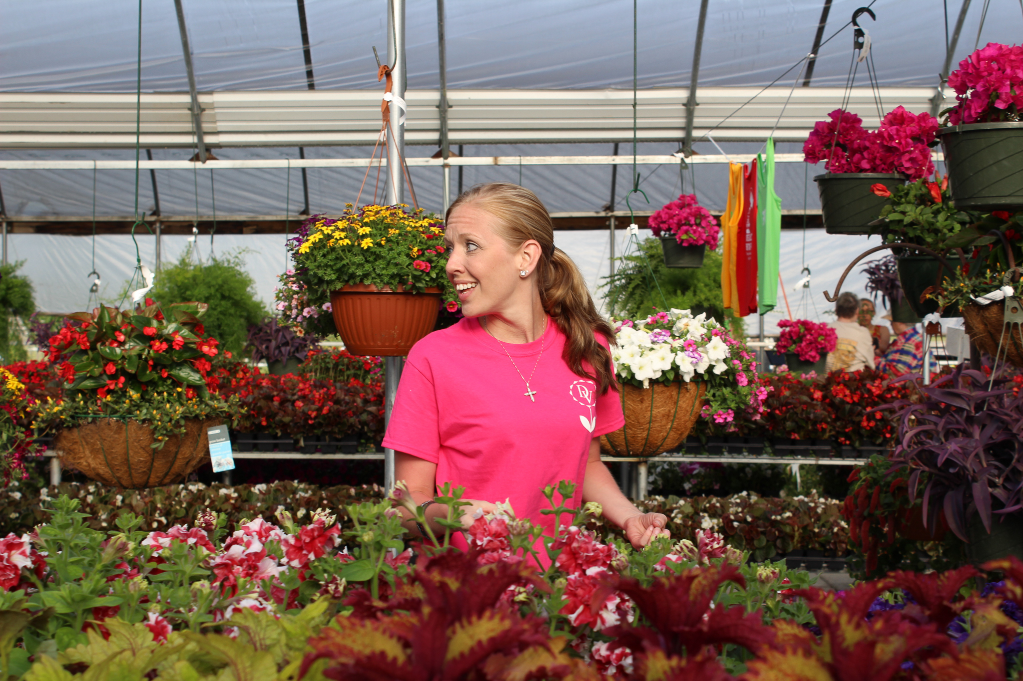 Becky McMillan (Garden Center + Family member )