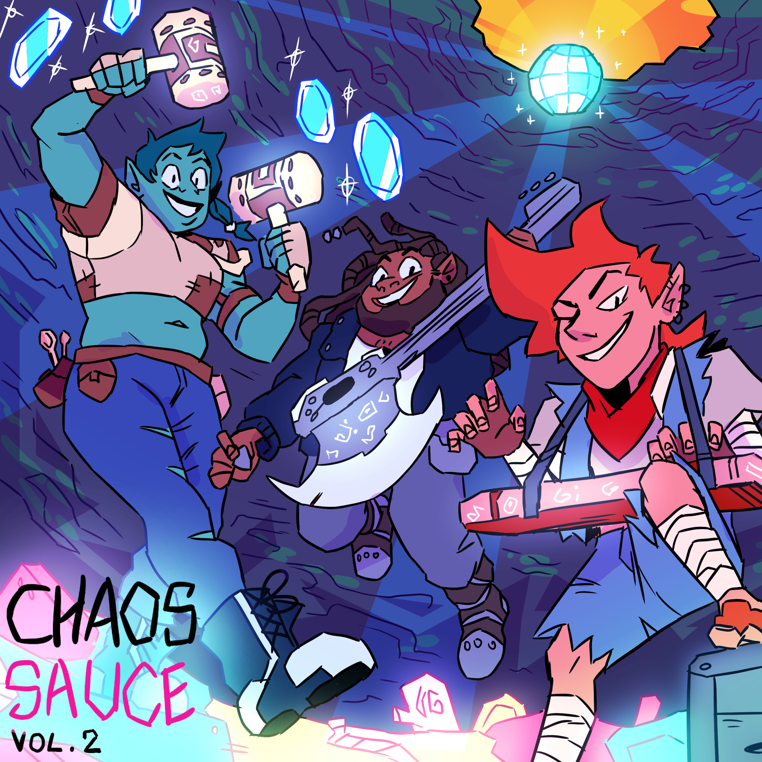 Chaos Sauce Vol 2 Album Art.PNG