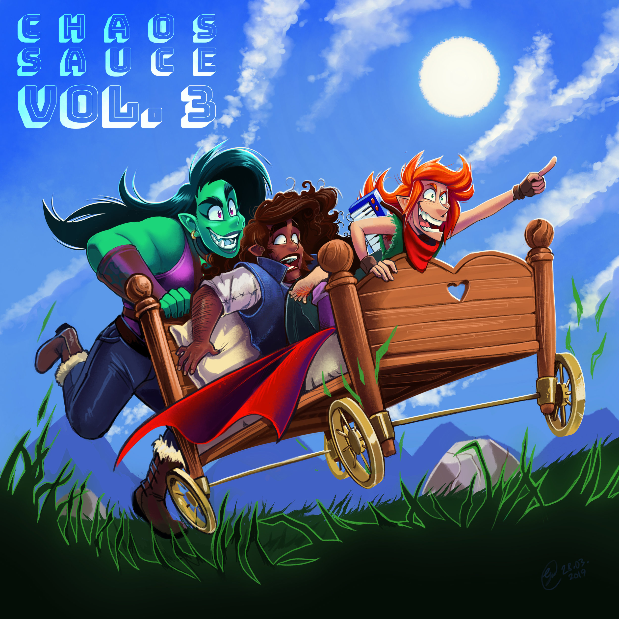 Chaos Sauce Vol 3 Album Art.JPG