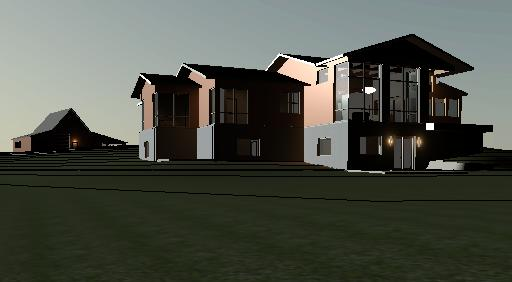 Rendering Perspective View