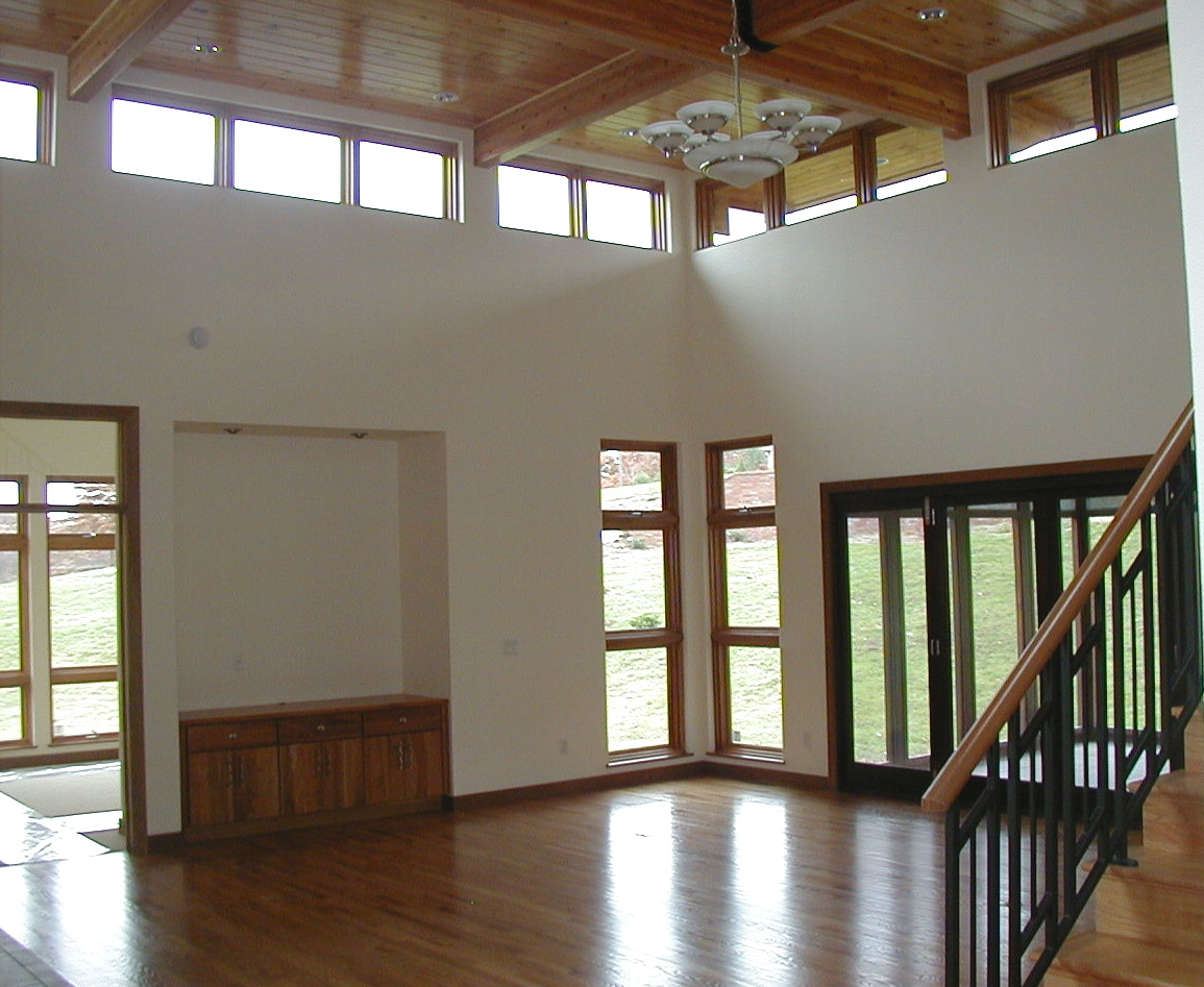 Great Room to Screened Porch