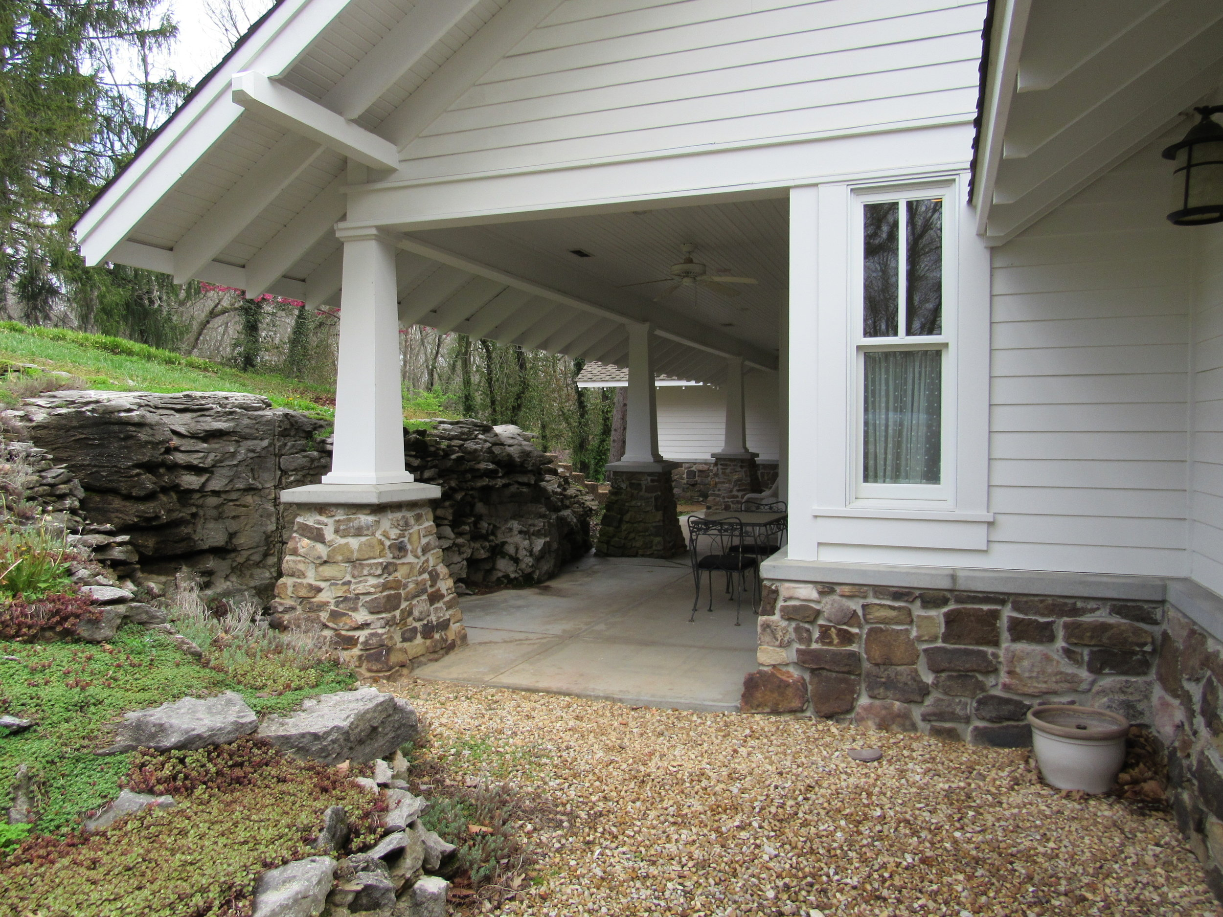 Covered Entry