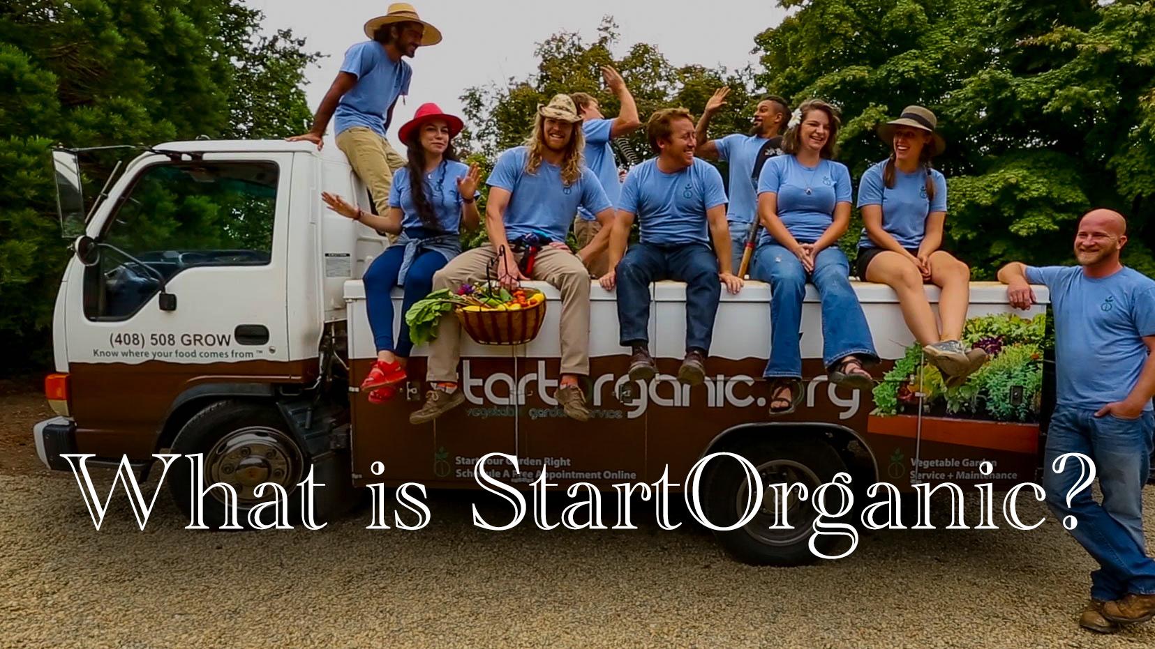 StartOrganic Crew