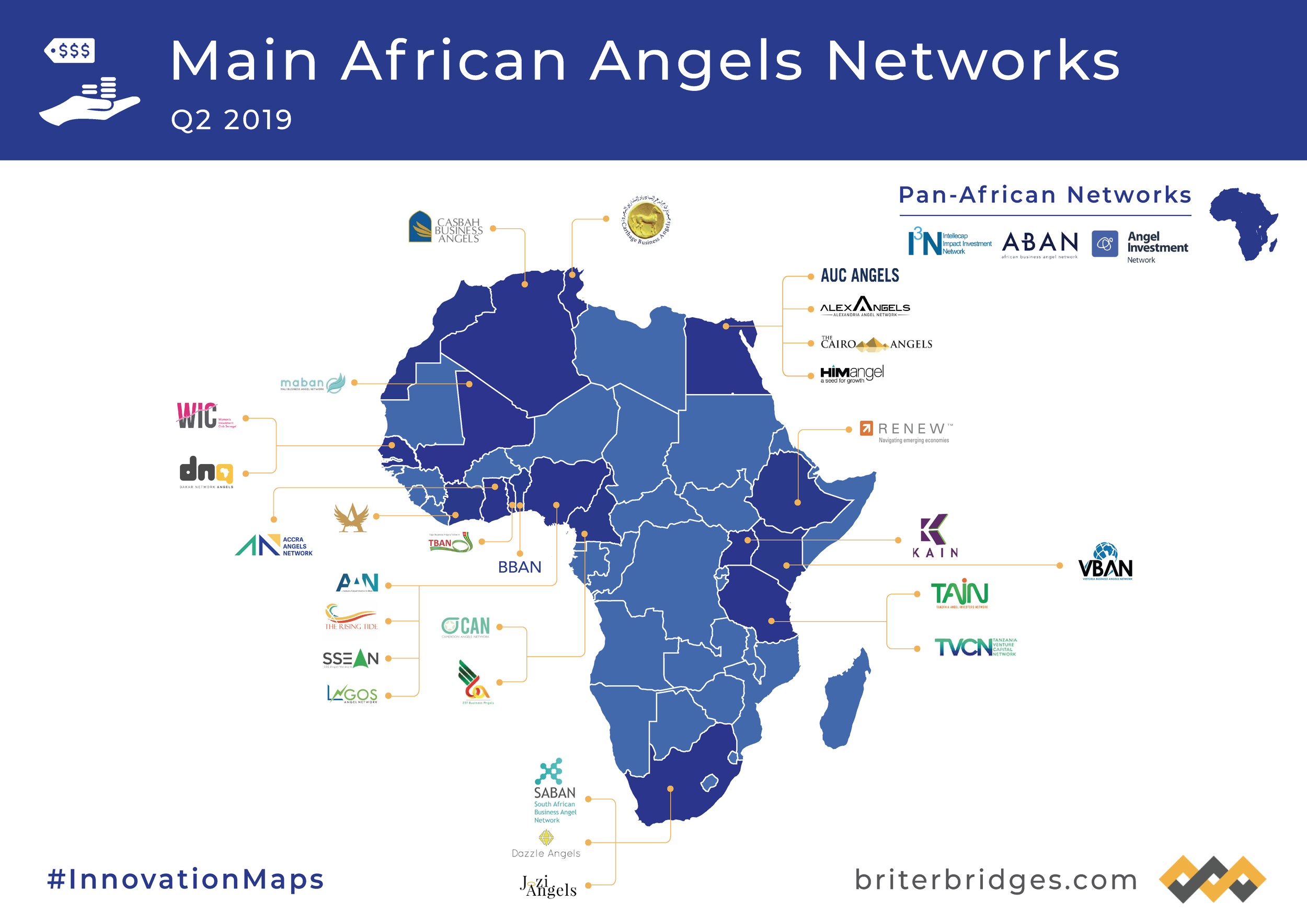 African Angels Networks