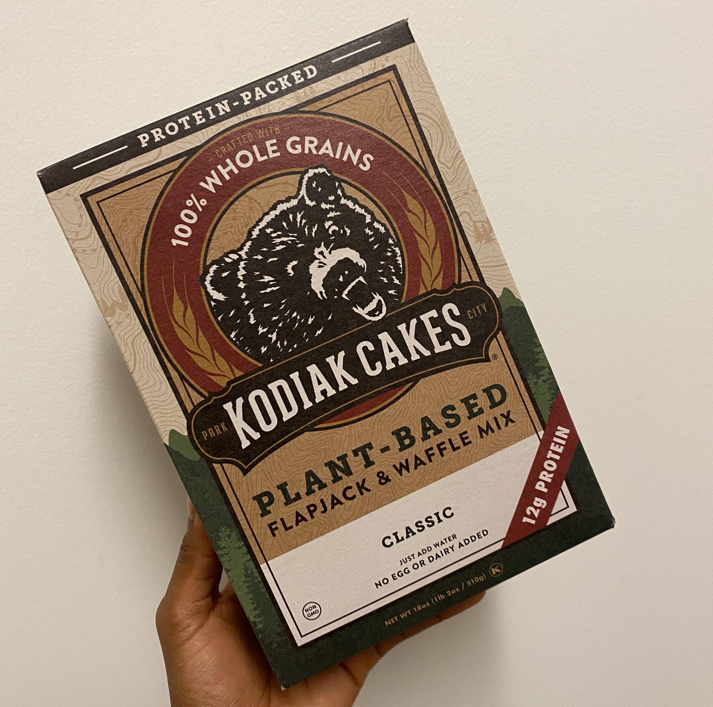 KodakCakes Plant Based Mix